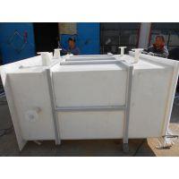 供应加工PP材质防腐蚀酸洗槽