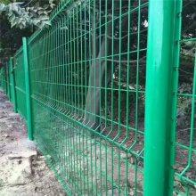 市政园林护栏网 铁艺护栏网 折弯铁丝防护网现货