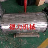 清洗链板 不锈钢烘干机链板 冲孔链板 大节距冲孔链板