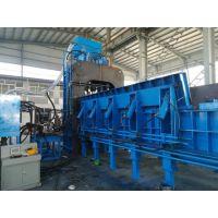 凯创大型500吨龙门剪切机 废金属鳄鱼剪 废金属切断机