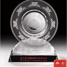 深圳市厂家供应科技公司上市纪念,公司上市员工纪念礼品,上市庆典客户留念礼品,实用高端水晶纪念摆件定制