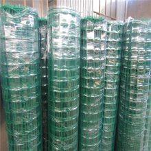绿色包塑荷兰网 水利工程防护网 养牛围栏网
