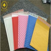 防静电 彩色牛皮纸气泡袋 (具有防震、缓冲的作用)采用材质(复合材料)