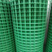 联利动物养殖围栏网 绿色包塑围网 浸塑护栏网厂家