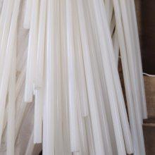 尼龙穿条穿连起分散的甲带片串出美好未来