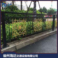 海达道路护栏生产厂家低价促销龙岩上杭连江城市道路安全护栏