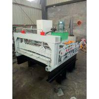 800900型双层琉璃瓦压瓦机设备经济实惠