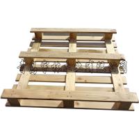 黄岛辛安工业园欧标木拖盘松木尺寸厂家直销价低