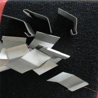 耀恒 厂家生产陶棍弹片 冲压型不锈钢陶棍弹片 幕墙配件