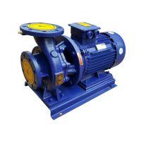 无负压管道泵 ISW350-460 250KW 重庆云阳县 广州卧式管道泵 众度泵业
