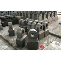 水泥厂高效细碎机双合金高铬复合锤头哪里供货?一吨多少钱?