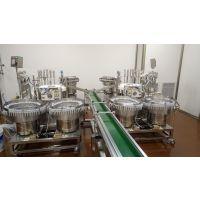 上海80开赛露灌装机 5-20ml全自动液体灌装机 液体灌装设备厂家