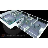 广州实验室规划设计找科度,为您打造不一样的绿色环保实验室