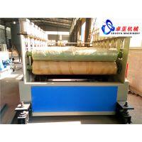 供应PVC橱柜板生产线/橱柜板挤出线 专业生产厂家青岛卓亚机械