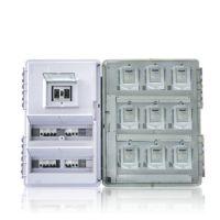 久瑞良芯科技UElx插卡式多户电表箱厂家
