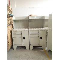 铁皮柜厂家|钢板组合柜|单门多抽屉工具柜
