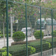 汕尾河道边护栏网 中山绿化带浸塑围网现货 揭阳钢丝网护栏厂家