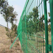 园林绿化护栏网 圈地围栏网 三角折弯护栏网现货