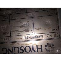 HYOSUNG 代理 直流电机 LAR180-4M 30KW 420V 1750RPM