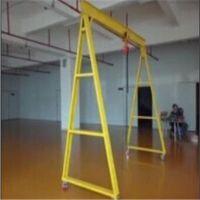 远帆设备专业生产龙门架,手动小型龙门架,吊模具龙门架做工优良