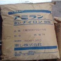 PA66日本东丽 CM3001G-15 高刚性加15%玻纤增强尼龙pa66原料