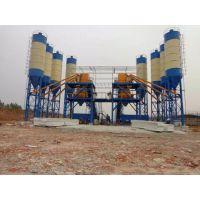 郑州誉晟HZS150混凝土搅拌站,搅拌机型号JS300,配料机型号PLD3200