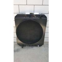 供应农机水箱收割机配件沃德锐龙飞龙收割机大孔低温水箱散热器