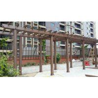 【PS低碳环保板材】小区花架、廊架立柱工程材料 防水 防潮 防虫 厂家直销贝多林户外专用板材