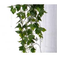 厂家直销仿真藤条藤蔓 室内外吊顶装饰商店壁挂人造绿色植物批发