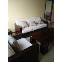 厂家直销北欧创意沙发组合实木可拆洗客厅沙发定制