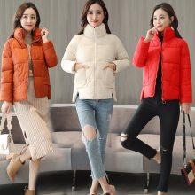 超低价女士棉服批发工厂便宜棉衣外套清仓处理