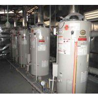 燃气锅炉热水系统