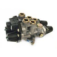 奔驰4141水泥搅拌车,泵车空气干燥器分配阀A0044304881