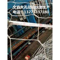 河堤防护内蒙铅丝石笼 热镀锌15*15铅丝笼
