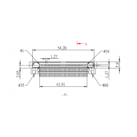 现货供应 康龙 A01C5A005010P50 正品 连接器
