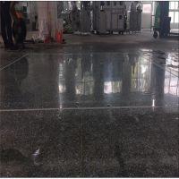 广州旧水磨石清洁抛光-番禺厂房地板硬化处理