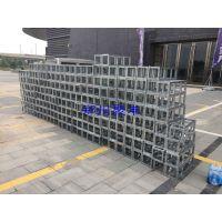 钢铁桁架Q235材质 聚丰钢铁桁架出售出租 价格优惠