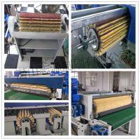 吸塑门板打磨毛刷 木门橱柜打磨毛刷 木工机械砂光机打磨刷志源