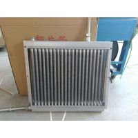 养殖锅炉专用暖气片水箱纯铝散热器养殖暖气片散热风机
