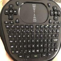 T8迷你键盘空中飞鼠2.4G无线触摸遥控器迷你无线键盘