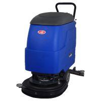 车站地面洗地吸干机 地面清洗车威德尔手推式洗地机 BT-530