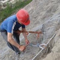 安首边坡钢丝绳锚杆@边坡钢丝绳网锚杆规格齐全