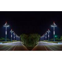 遵义城市道路特色造型灯 黔南民族风格组合灯 科尼星高杆路灯
