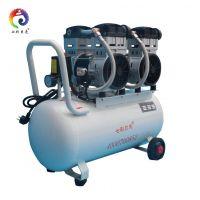 新产品静音空气压缩机热销中专业用于真石漆砂浆等喷涂施工