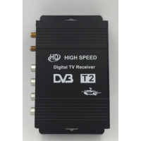 ZY-IBH 高速车载广播电视接收器 DVB-T/T2 160KM/H