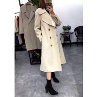 广州品牌服装尾货0.5-1折批风衣时尚潮流百搭
