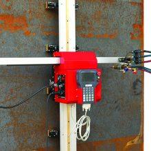 上海华威 HNC-100K 立式磁性导轨数控火焰切割机价格 西安森达