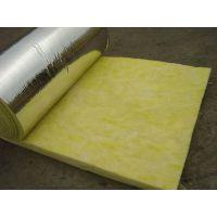 资料齐全玻璃棉卷毡生产厂家 75铝箔玻璃棉