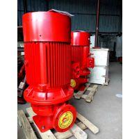 佛山喷淋泵启动方式XBD4/55-SLW消火栓泵机组定额/立式消防泵控制柜制作要求