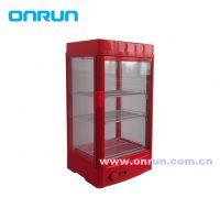 ONRUN牌 60升饮料加热展示柜,吧台暖柜 RS-60
